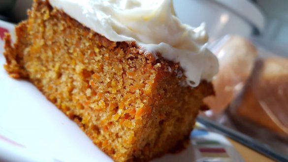 Owl Creek Farm Carrot Cake