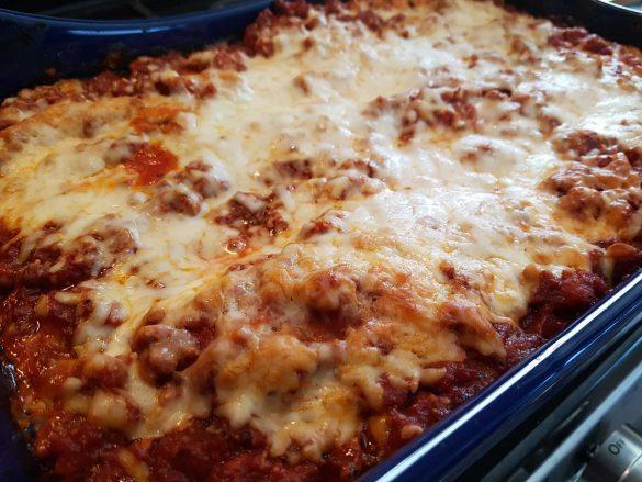 Owl Creek Farm Lasagna