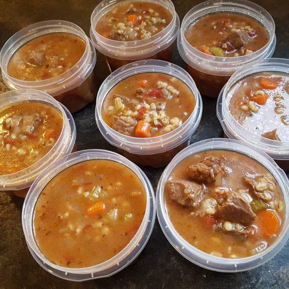 Owl Creek Farm Beef & Barley Stew Recipe